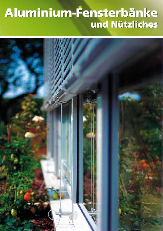 ALU Abschluss für Alu Fensterbank 140-180mm braun elox.