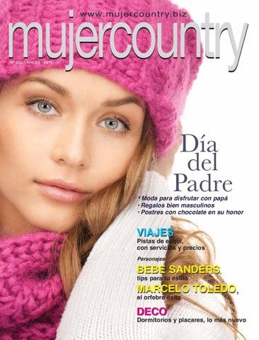 f242561958da MC 222 - Junio 2011 by MujerCountry Revista Femenina - issuu