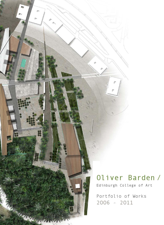 Oliver Barden / Portfolio By Oliver Barden   Issuu