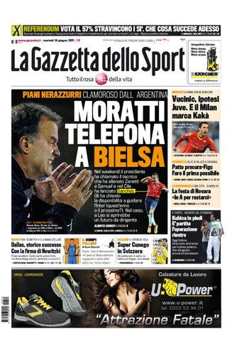 Gazzetta dello sport - 14 giugno 2011 by lòxzck fdsfs - issuu fb3d1241749