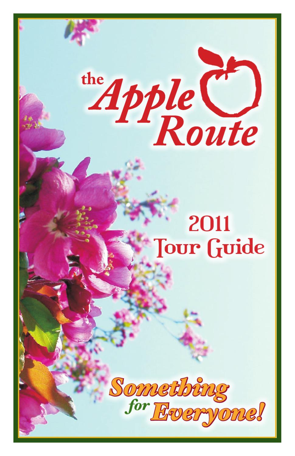The Apple Route 2011 Tour Guide by Willow Publishing - issuu
