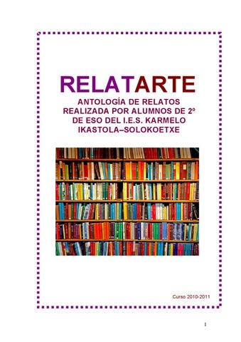 RelatArte by itziar artetxe - issuu a94f4b75efb3