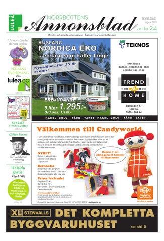 the best attitude dde8d 7905a Norrbottens Annonsblad - Lulea 2011 v.24 by Svenska Civildatalogerna ...