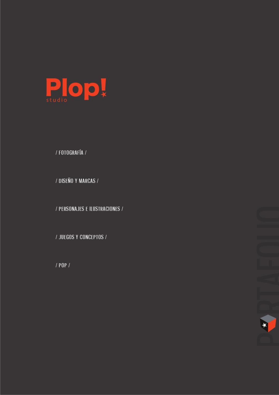 Portafolio Plop By Juanjox Gonz Issuu