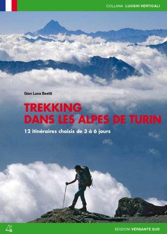 TREKKING DANS LES ALPES DE TURIN