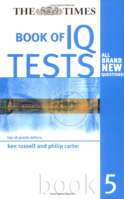 IQ TEST by Sanad Saleh - issuu