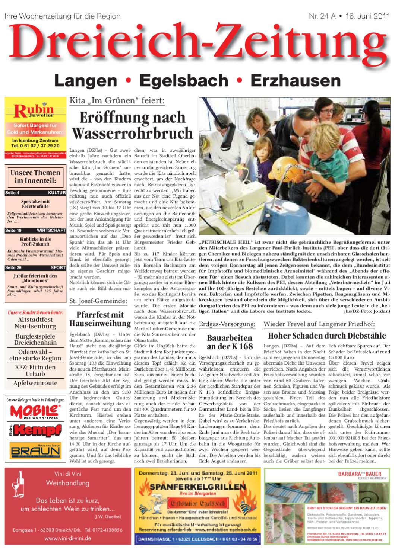 DZ_Online_A KW24 by Dreieich ZeitungOffenbach Journal issuu
