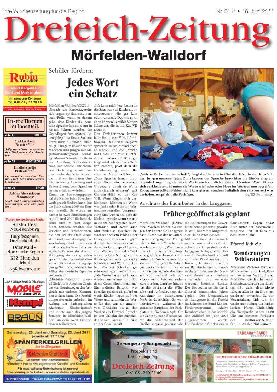 DZ_Online_H KW24 by Dreieich ZeitungOffenbach Journal issuu