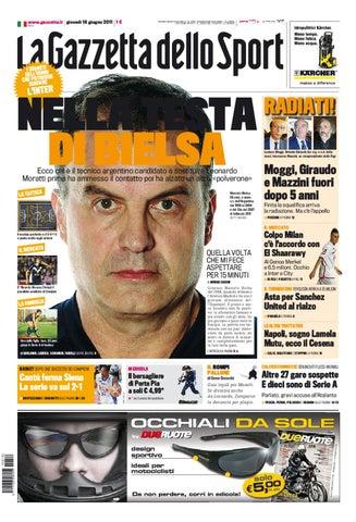 Gazzetta dello sport - 16 giugno 2011 by lòxzck fdsfs - issuu f1cdf5c88d4eb