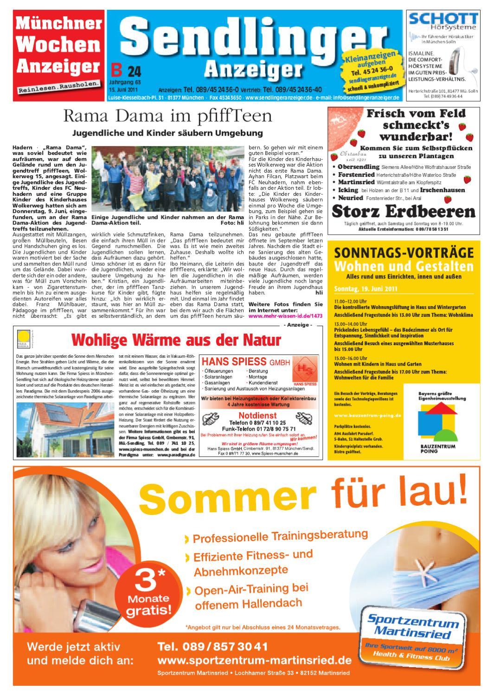 KW 24-2011 by Wochenanzeiger Medien GmbH - issuu