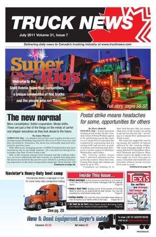 truck news july 2011 by annex newcom lp issuu