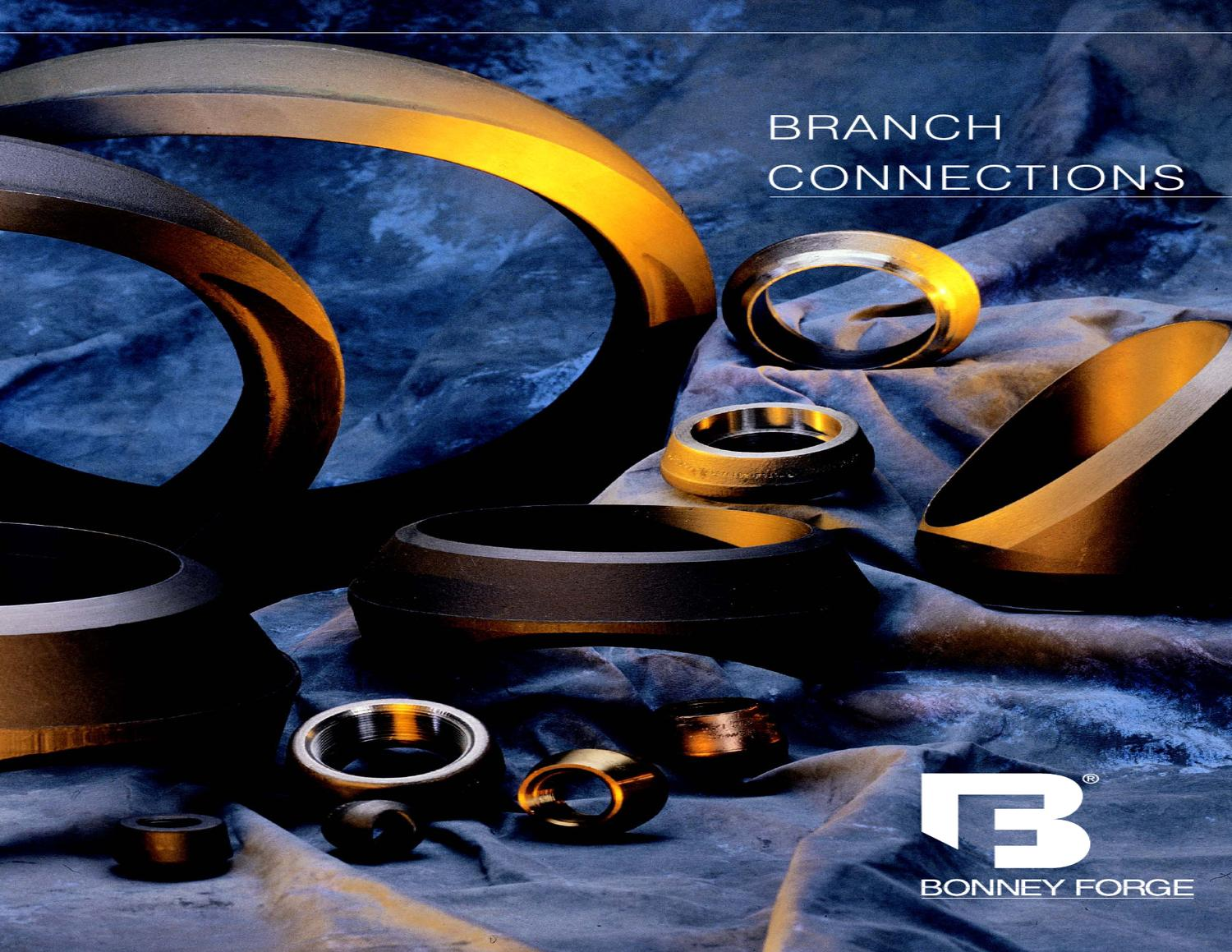 Branch Connections by Westlund PVF - issuu