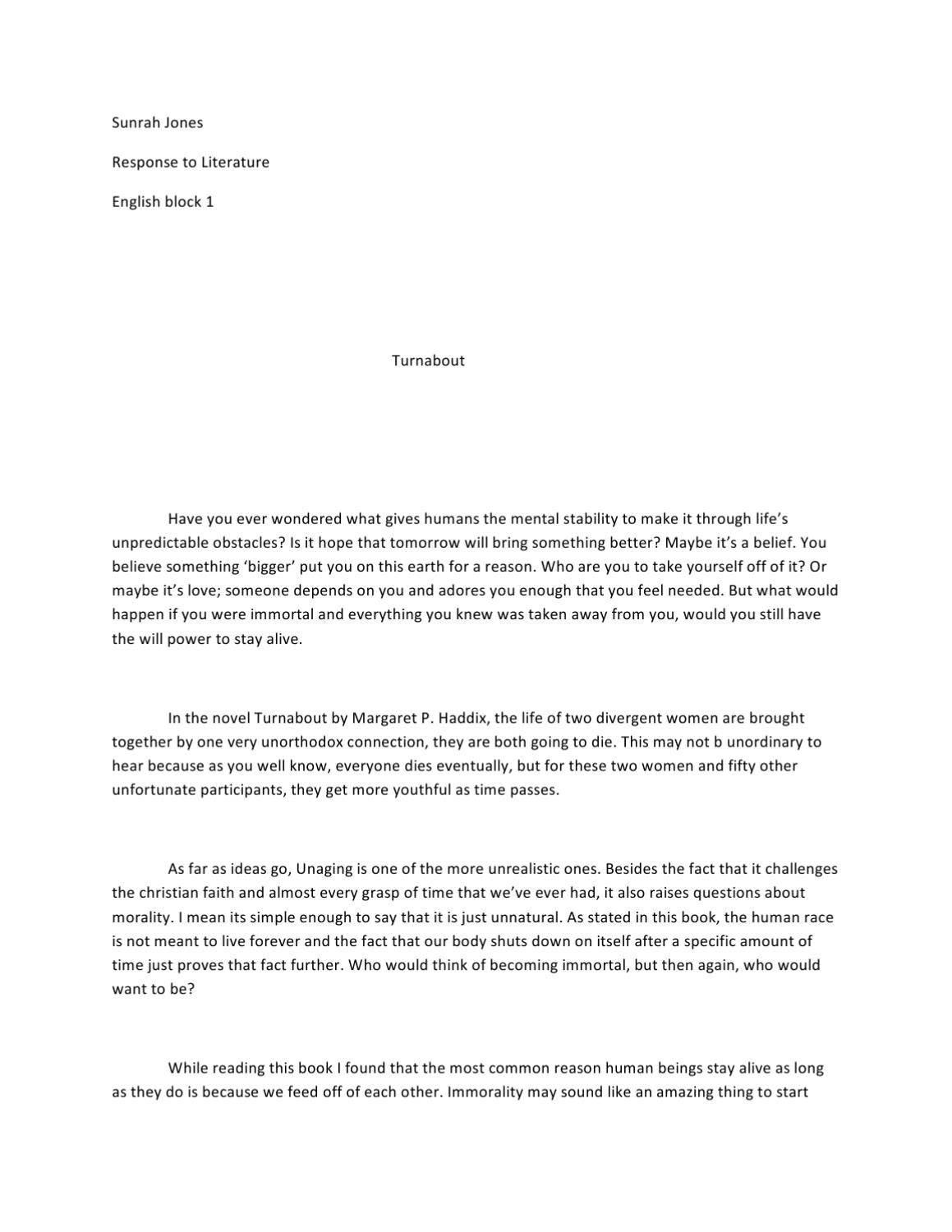 expository essay on divergent Browse divergent resources on teachers pay teachers, a marketplace trusted by millions of teachers for original educational resources  english language arts, creative writing, writing-expository grades: 7 th, 8 th, 9 th, 10 th, 11 th, 12 th  in response to the 70 questions, learners will write a short quickwrite essay in a journal.