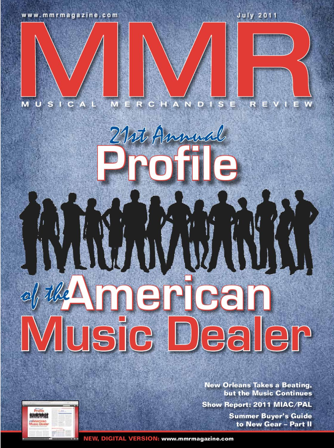 MMR July 40 by MMR   Musical Merchandise Review   issuu