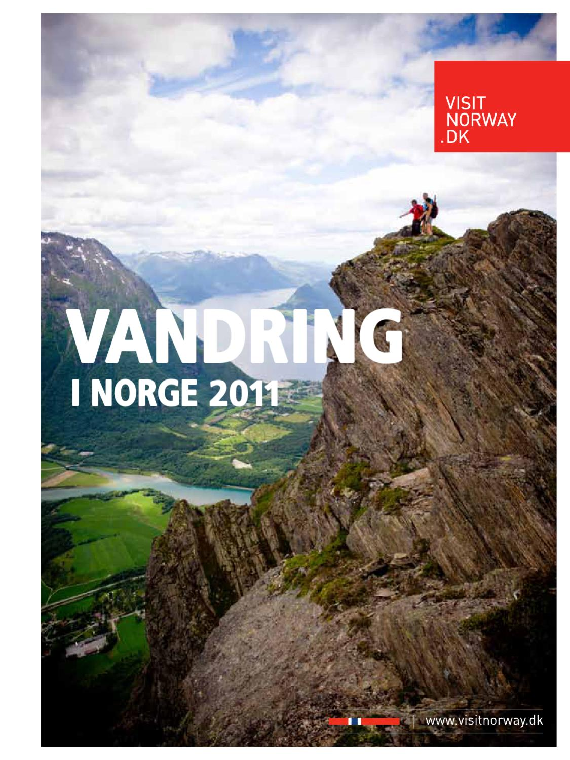 Vandring I Norge By Sia Santielle Issuu