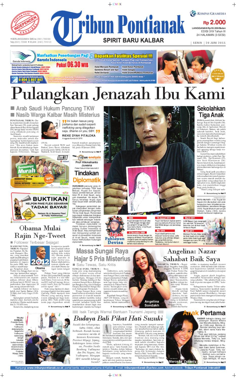 Epaper Tribun Pontianak By Issuu Herbal Khalifah Specialis Lovbird Berlemak Atau Gajeh