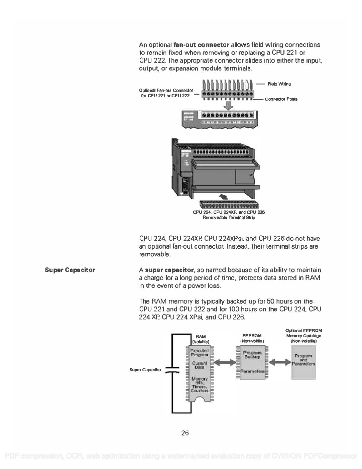 Basics Of Plcs By Siemens Rmc Process Controls Filtration Inc Cpu Connector Wiring Diagram Issuu