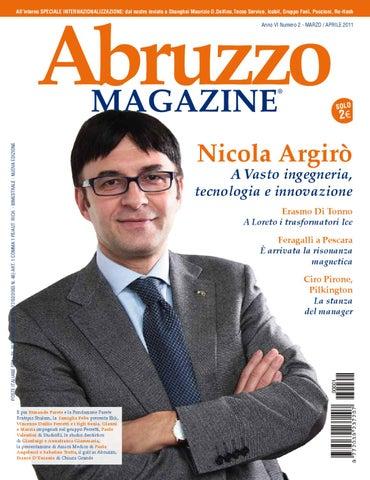 Abruzzo Magazine - Marzo Aprile 2011 by Abruzzo Magazine - issuu 6936e0b73da