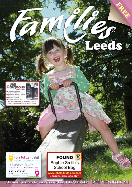 Families Leeds Jul-Aug 2011 by Families Magazine - issuu