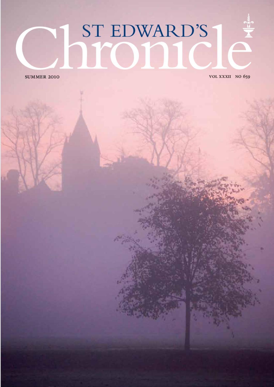 Chronicle 2009 2010 By Pamela Keeley Butler