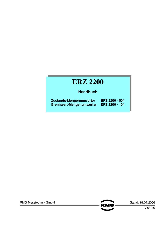 erz2200_manual_d by neue formen GmbH & Co. KG - issuu