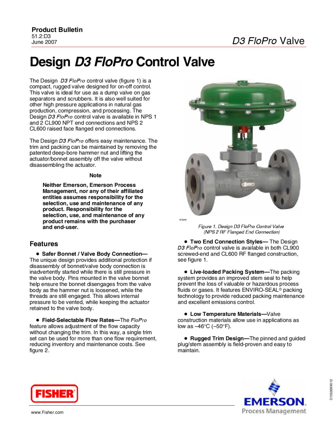 D3 Bulletin by RMC Process Controls & Filtration, Inc  - issuu