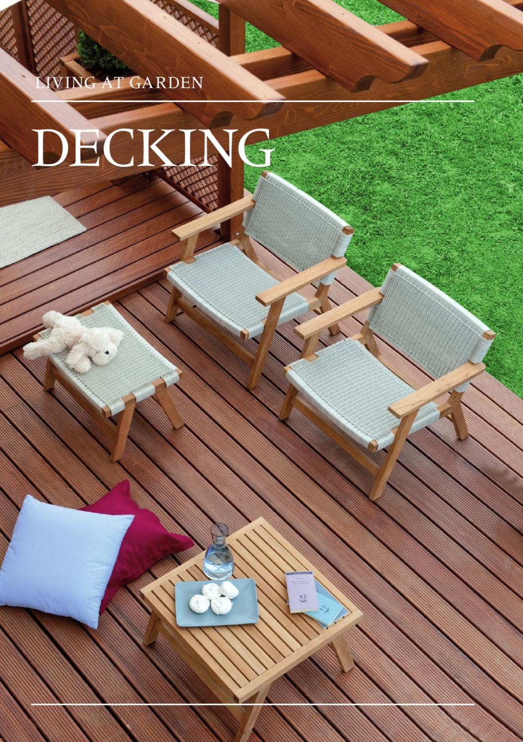 sioux decking by kaiser design issuu. Black Bedroom Furniture Sets. Home Design Ideas