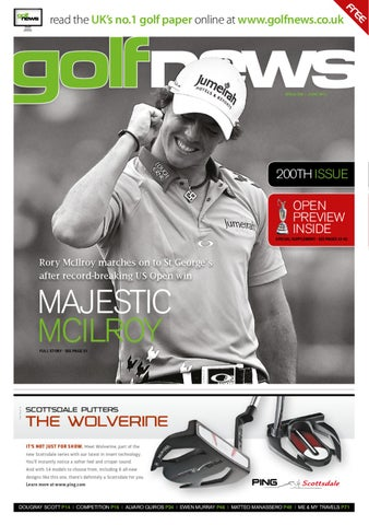 golfnews june issue by Golf News - issuu f878f473d01