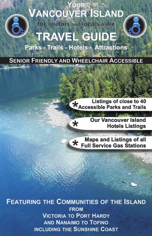 Vancouver island travel guide by dan bauer issuu page 1 your vancouver island for visitors and locals alike travel guide sciox Gallery