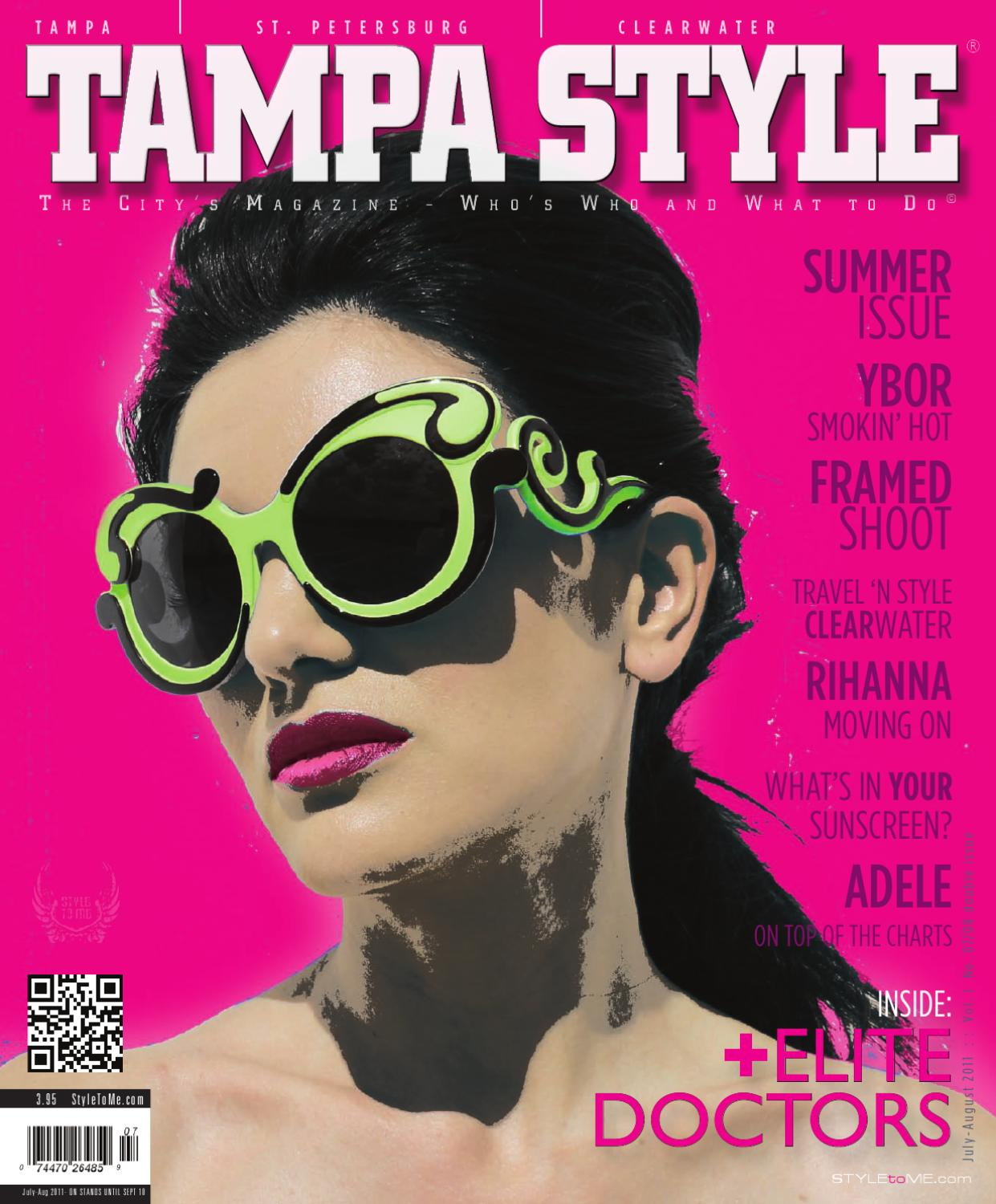 Tampa Style Magazine July/August 2011 by styletome - issuu