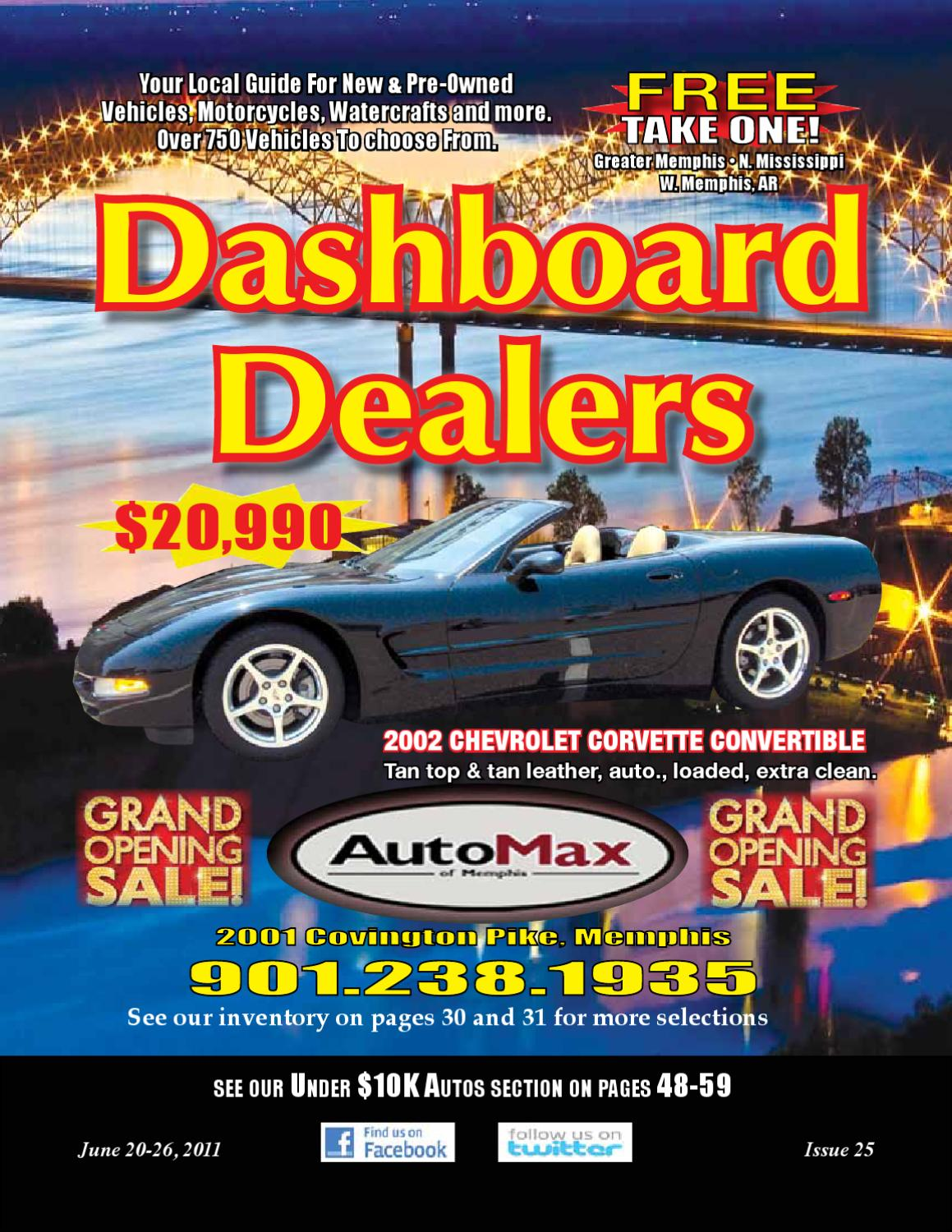 Issue 25 By Dashboard Dealers Llc Issuu Buick Rendezvous Cxl 2002 Electric Seat Issues