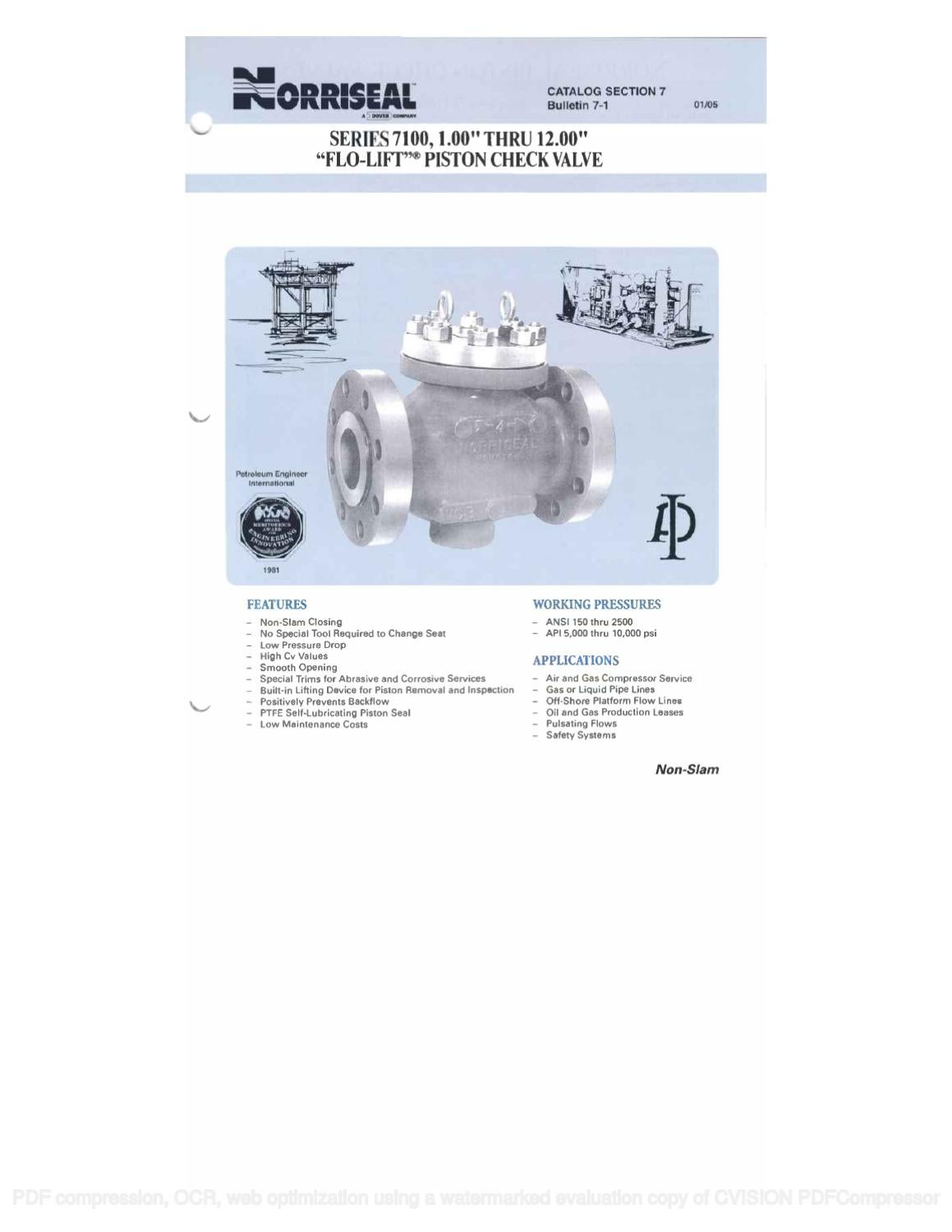 7100 Brochure by RMC Process Controls & Filtration, Inc  - issuu