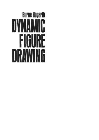 Burne Hogarth Dynamic Figure Drawing Pdf