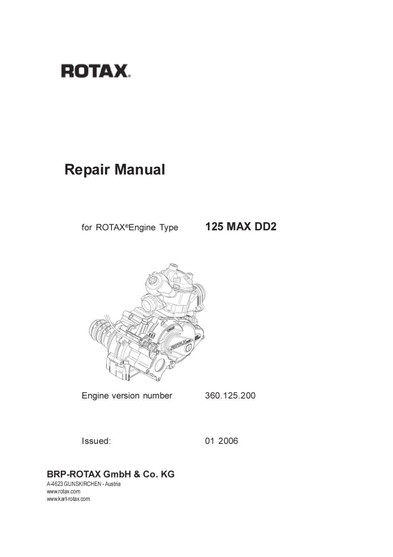 dd2 max repair manual