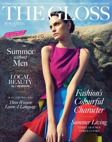 c0067ba63591 The Gloss Magazine July 2011 by Gloss Publications Ltd - issuu
