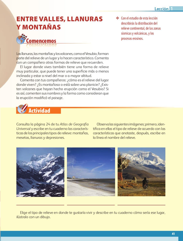 Geografía 5to. Grado by Rarámuri - issuu
