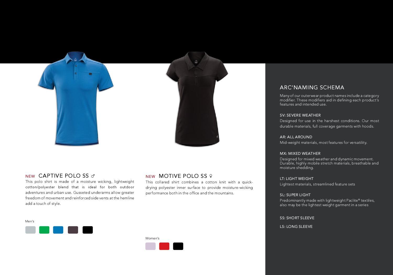 Arcteryx Corporate Catalog Springsummer 2011 By Arcteryx