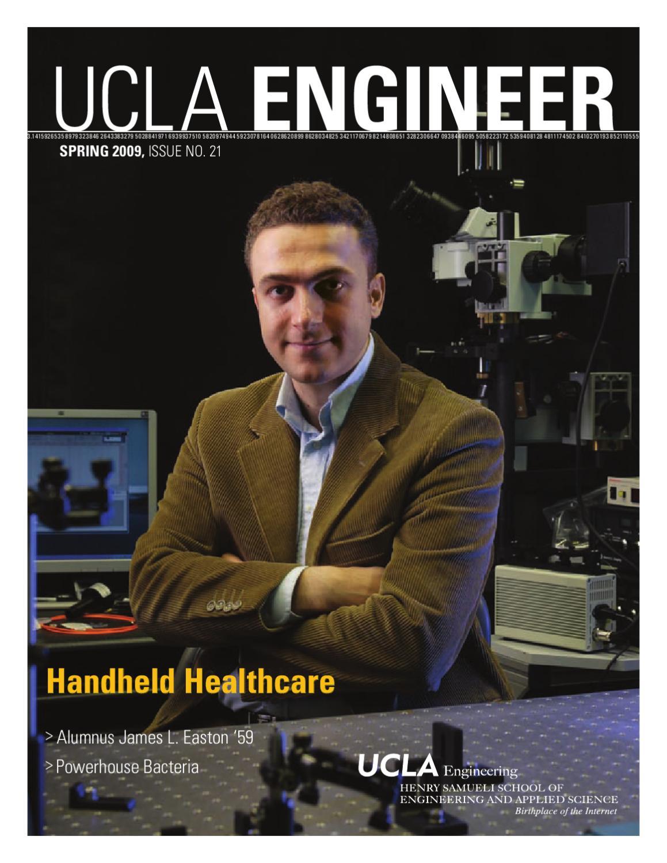 Ucla Engineer Fall 2012 By Engineering Issuu Electrical 4 Year Plan Spring 2009
