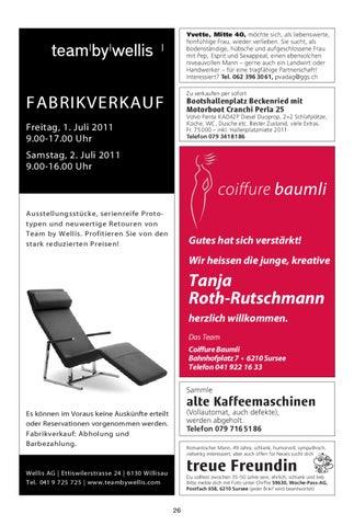 Paare Sucht Frau Sarnen Eichberg - Singles Aus Kantonsspital