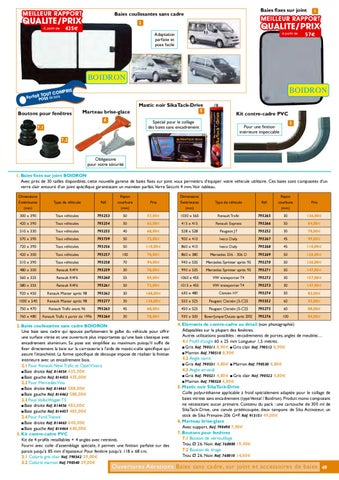 Mistral Camping Cars Catalogue 2011 By My Book Issuu