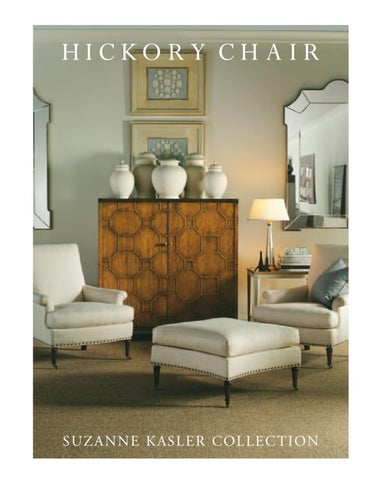 Super Hickory Chair Suzanne Kasler By Cadieux Company Issuu Theyellowbook Wood Chair Design Ideas Theyellowbookinfo