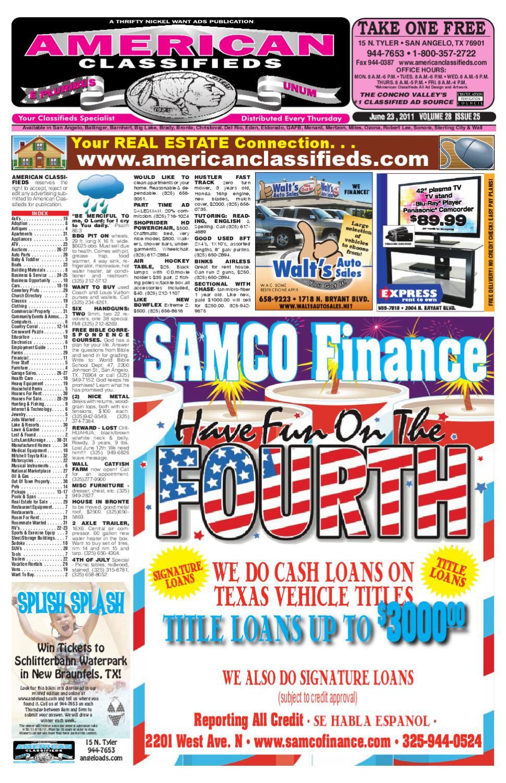 Cash advance america oh image 8