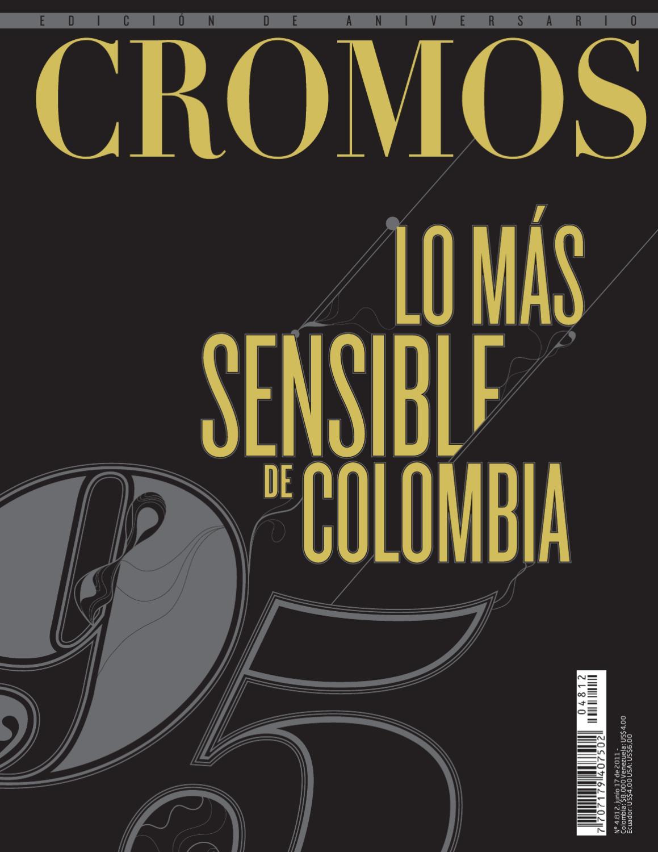 Tamaño de la revista cromos