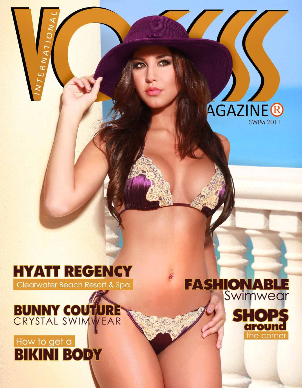 Swimwear Issue 2011 By Vocess Magazine - Issuu-2339