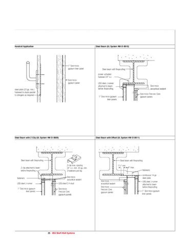 Shaft Wall Systems By Macopa Issuu