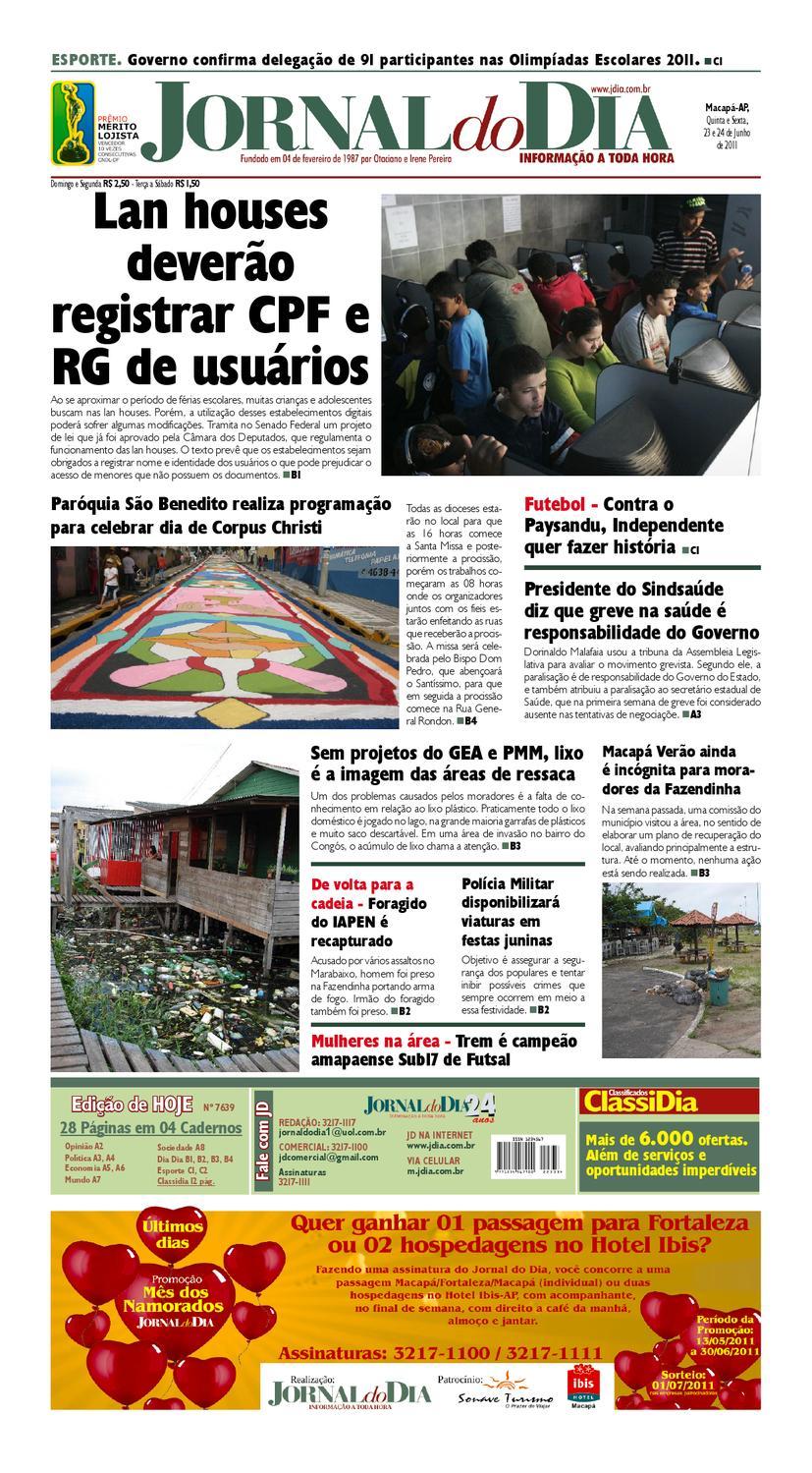 jdia 24 06 2011 by Jornal Do Dia - issuu 07202dfb168