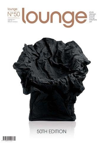 Lounge Magazine - issue 50 by lounge magazine - issuu