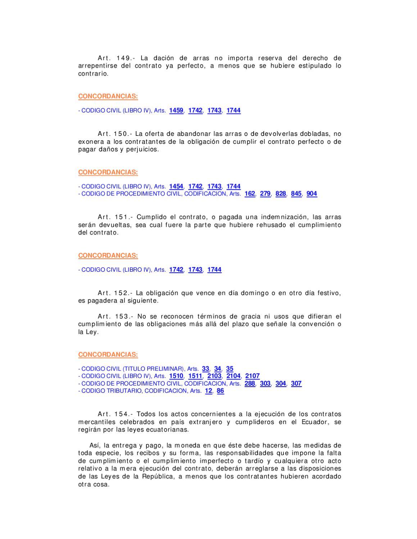 Codigo de Comercio by Bolsa de Valores de Quito - issuu