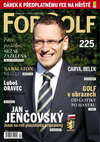3dd02cfc7c8 ForGolf 2011 4 by Golf Czech - issuu