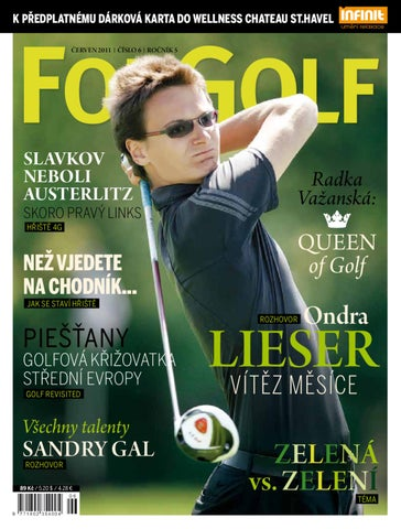654ead4cb9d ForGolf 2011 6 by Golf Czech - issuu